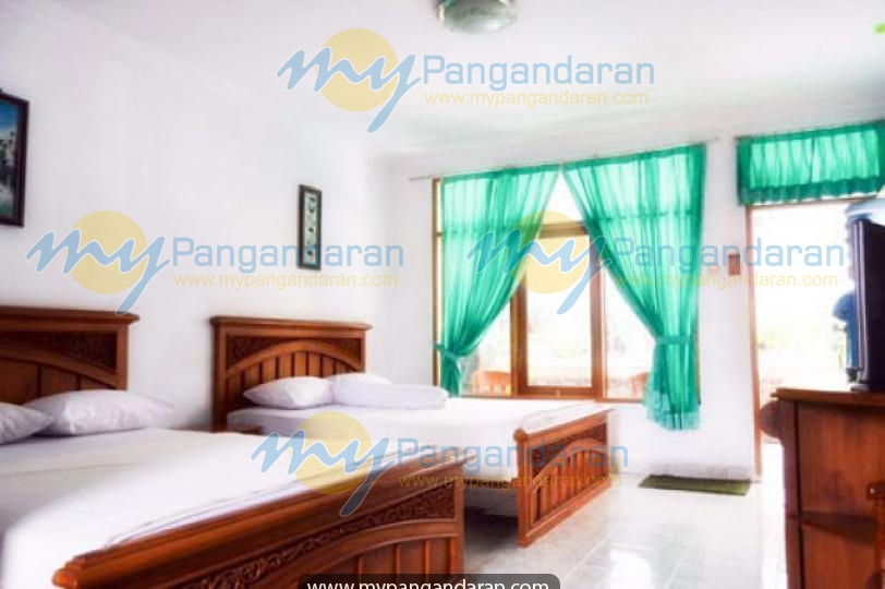 Tampilan Hotel Fortuna Pangandaran